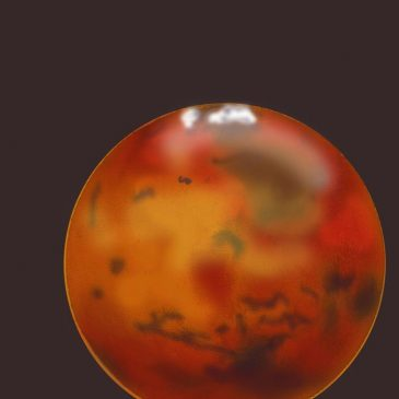 De la vie sur Mars ?
