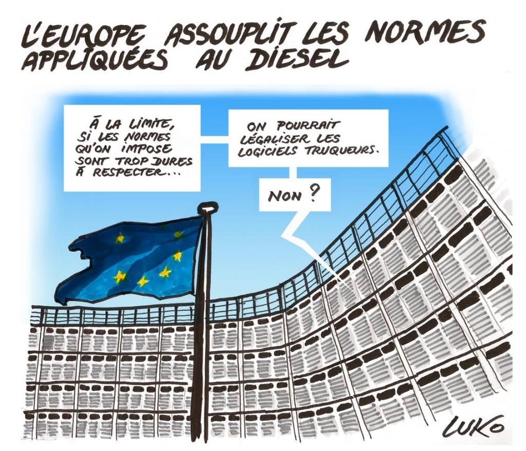 EUROPE-DIESEL
