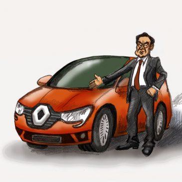 Renault aussi…
