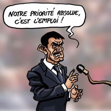 Valls à l'Assemblée
