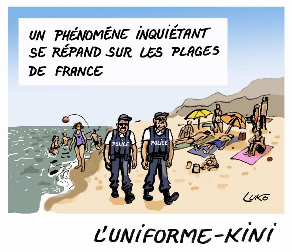 UNIFORME-KINI-W