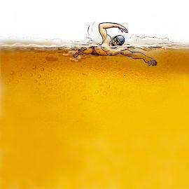 Dessins sur le thème de la bière