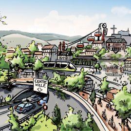 Saint-Étienne 2030